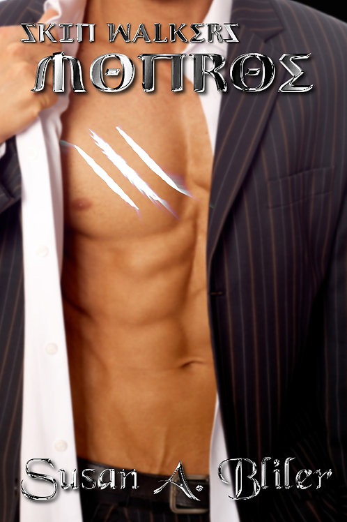 Monroe:  Skin Walkers book 7