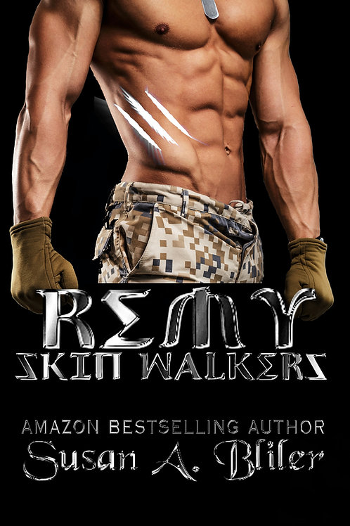 Remy:  Skin Walkers book 10