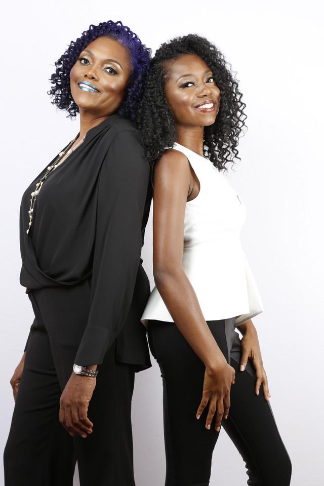 Debbie and Nakia