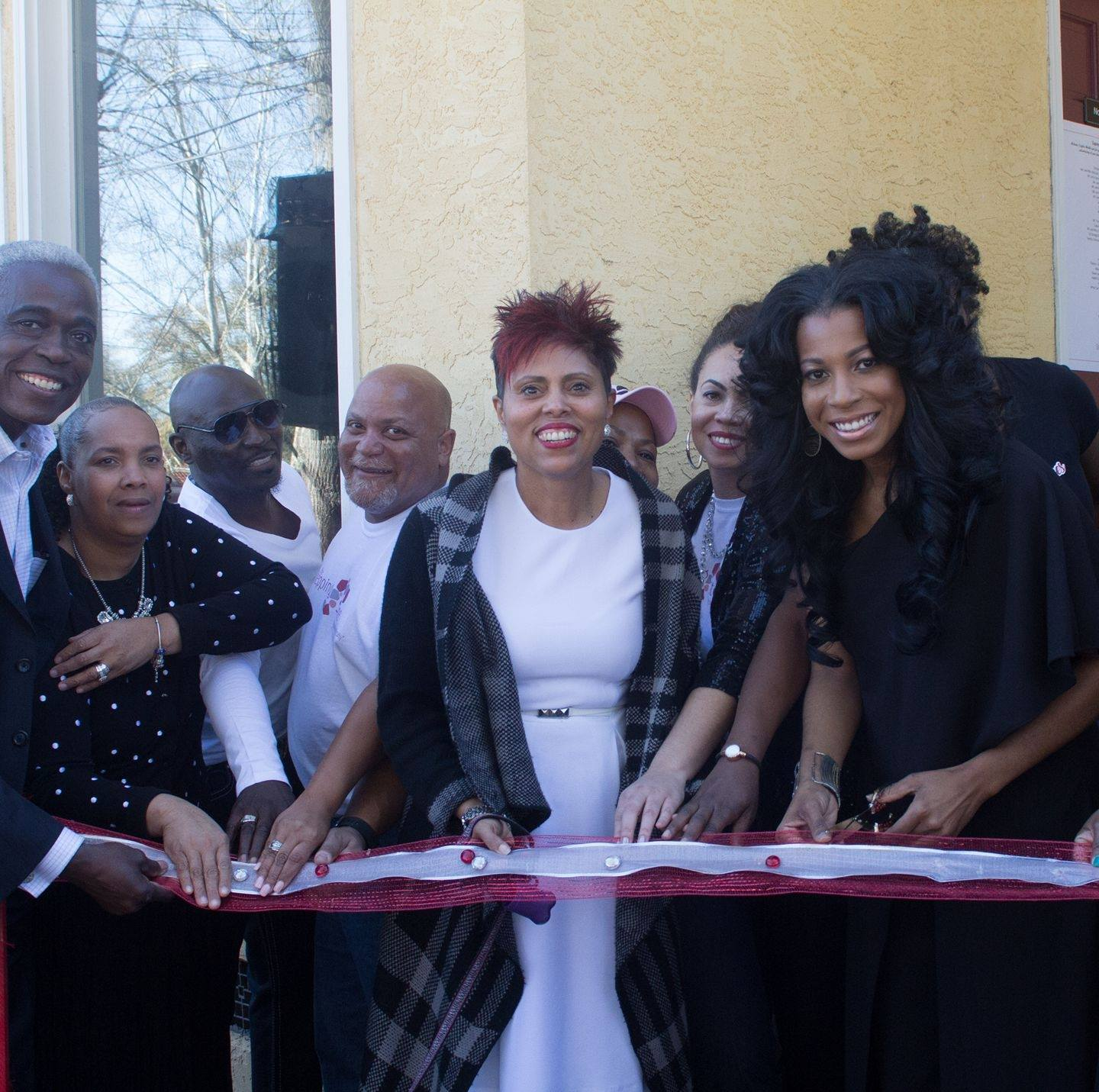 Stepping Stone Grand Opening