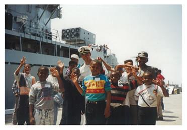 LVLV Naval Base Field Trip