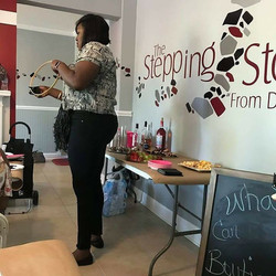 Stepping Stone Events