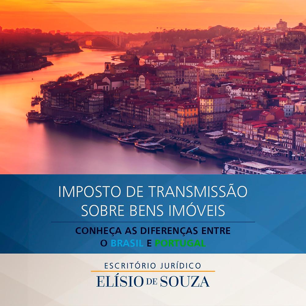 Brasil e Porgutal - Imposto de trasmissão.