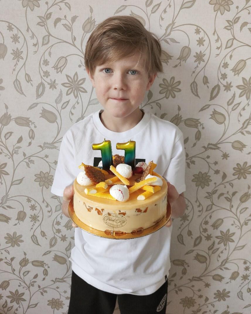 Саша Гусев скейт 11 лет
