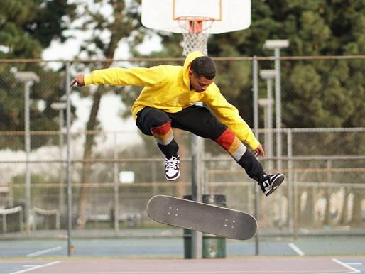 Катание на скейтборде для новичков