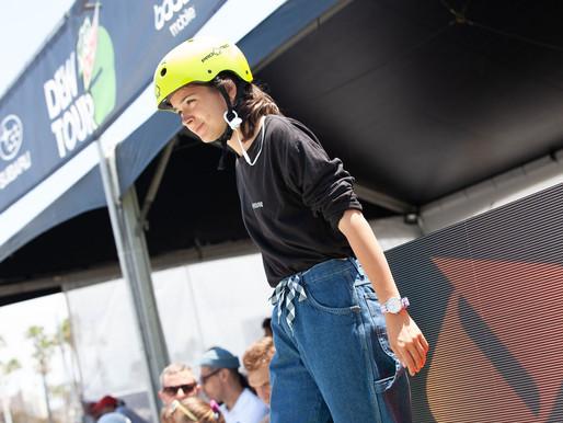 Ксюша Маричева попала в команду Red Bull