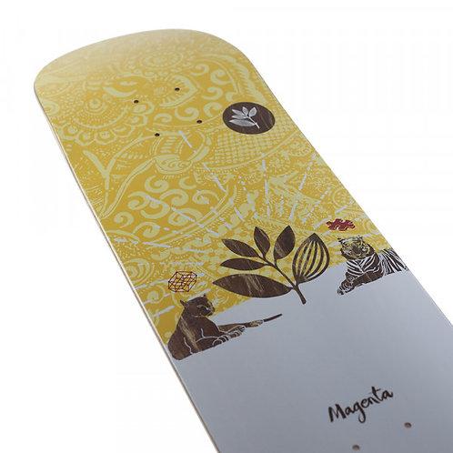 Дека для скейтборда Magenta Skateboards Sacred Plant