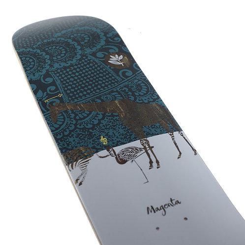 Дека для скейтборда Magenta Skateboards Giraffe