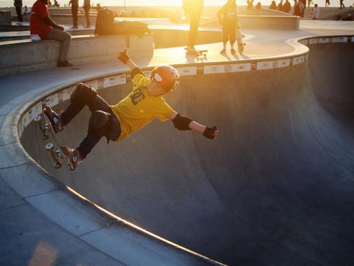 Саша Гусев сделал 540 градусов на скейте