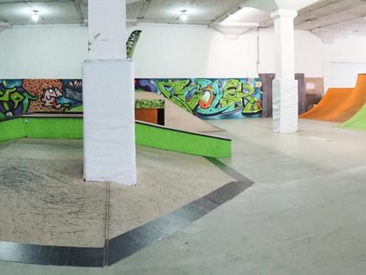 Крытые скейт парки Москвы или где покататься в дождь и непогоду на скейтборде