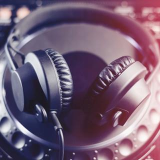 Casque DJ