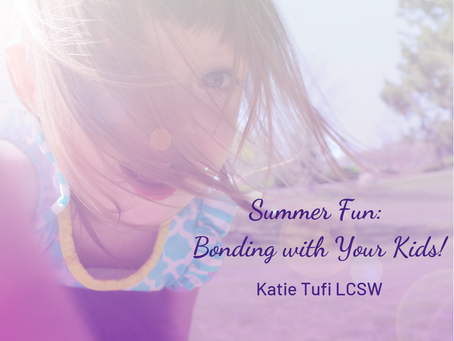 Summer Fun: Bonding with Your Kids!