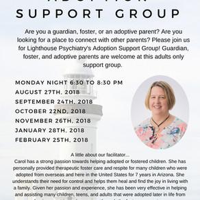 Guardian, Foster, and Adoptive Parents!