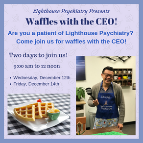 Waffles with the CEO!