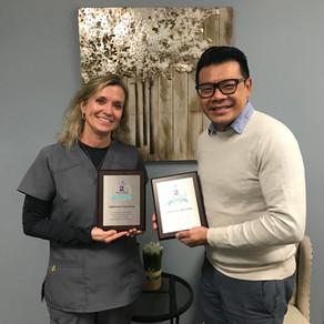 Lighthouse TMS Award!