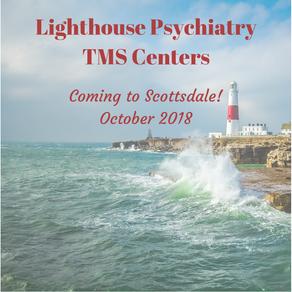 Lighthouse TMS Coming to Scottsdale, Arizona