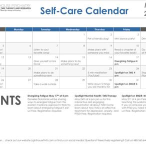 May Self-Care Calendar!