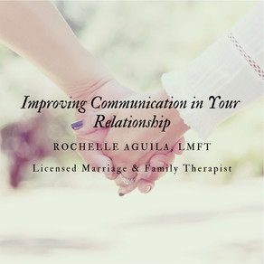 Improving Communication in Your Relationship