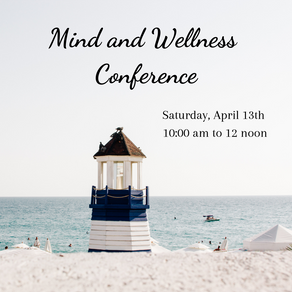 Mind and Wellness Event!