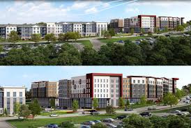 One University Site by George Mason University nears final approval with Fairfax County.