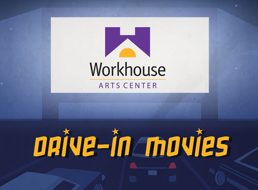 Extended! Drive In Movies at Lorton Arts Workhouse through August.