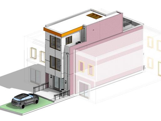 New Listing! 2 unit conversion in Shaw/Truxton Circle NW, Washington D.C.