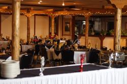 banquet room at Santa Fe Southwest Grill