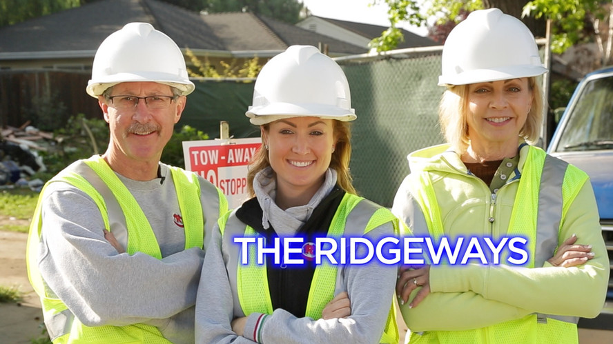 THE RIDGEWAYS