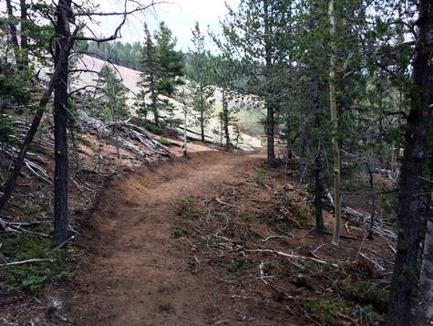 Lake Moraine Trail