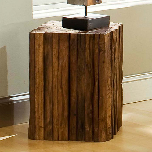 Matchstick Side Table/ Stool