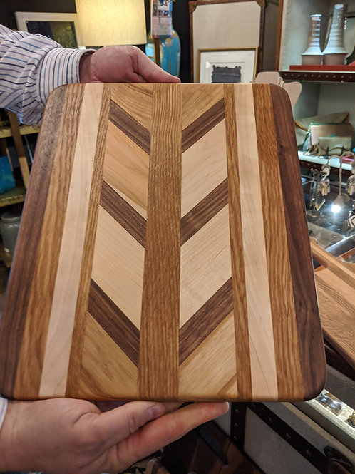CUTTING BOARD ARTIST DON NEITZ