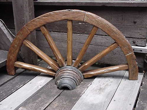 Dry Gulch Wagon Wheel