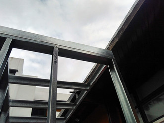 Estructura Steel frame