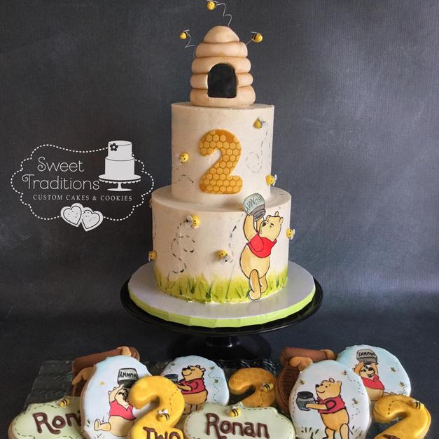 Honey Bear Birthday