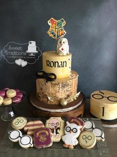 Wizardly First Birthday