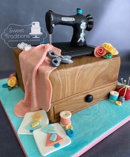 Quilter Cake