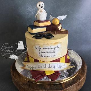 wizard birthday