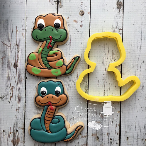 Cute snake cutter