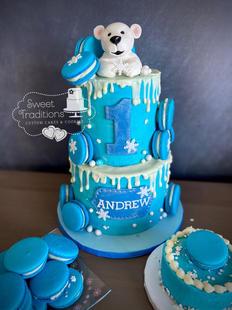 Polar Bear First Birthday