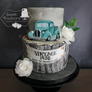 Vintage Birthday