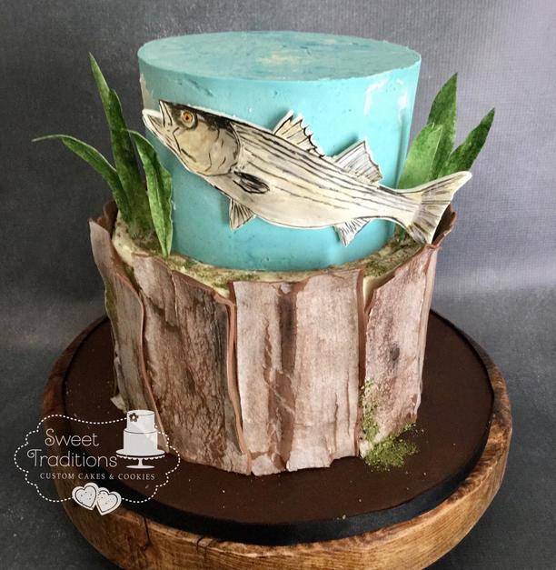 Fisherman Birthday