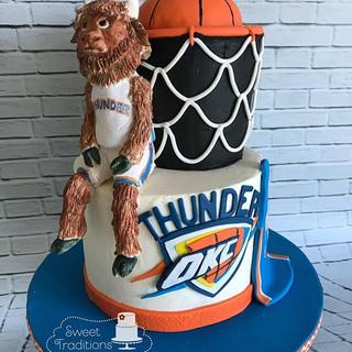Thunder Birthday