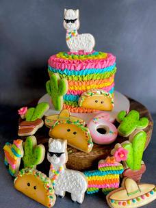 Fiesta Birthday Set