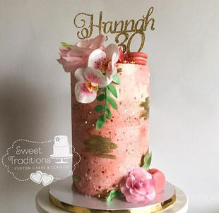 Pretty, Pink and Sparkly Birthday