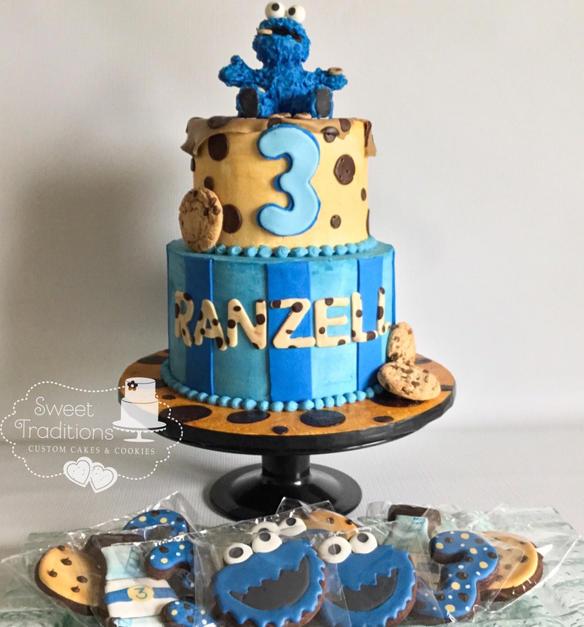 Cookie Birthday