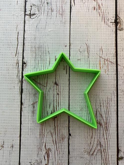 Wonky Star cutter