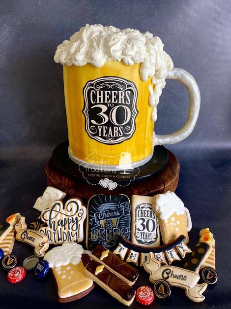 Cheers to Thirty Years