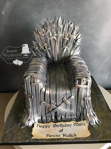 Throne Birthday