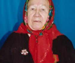 Агеева Парасковья (1923 – 2004)