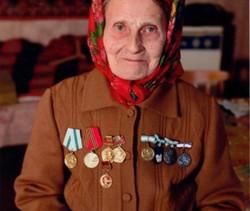 Захарова Мария (1922 – 2008)